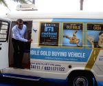 Thomas George Muthoot inaugurates Mobile Gold Buying Vehicle