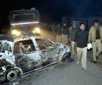 Tension grips Bihar village after three burnt to death