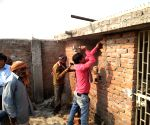 Muzaffarpur shelter home demolition begins