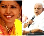 My father may have decided to quit last night, says Yediyurappa's daughter