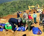 MYANMAR HPAKANT JADE MINE LANDSLIDE