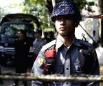 Myanmar urges India to send back cops who fled across border