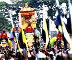 K'taka gears up for Mysuru Dasara, elephants accorded grand welcome