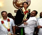 Rukmini Made Gowda of JD(S) elected as Mysuru Mayor