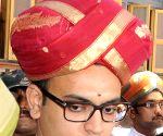 Yaduveer Gopal Raj Urs adopted in Wadiyar dynasty