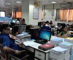 Anti-demonetisation strike in Bengal - Nabanna staff