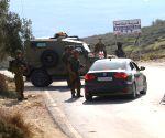 MIDEAST NABLUS ISRAELI ARMY RAID