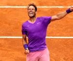 Free Photo: Nadal beats Djokovic for 10th Rome Open title