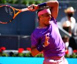 Nadal enters quarters at Madrid Open, Medvedev out