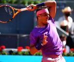 Nadal enters quarters at Madrid Open, Medvedev out