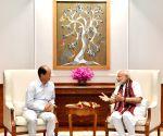 Nagaland CM meets PM Modi