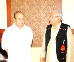 Padmanabha Acharya meets K. Sankaranarayanan