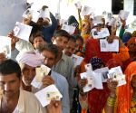 63.64% voter turnout recorded in Rajasthan LS polls