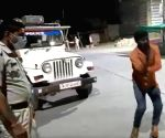'Nagin dance' punishment for violating lockdown in Rajasthan