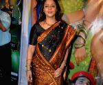 Nagma at Bhojpuri awards at Goregaon sports club.