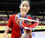 JAPAN NAGOYA VOLLEYBALL FIVB WOMEN'S GRAND CHAMPIONS CUP CHINA
