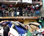 KENYA NAIROBI BUILDING COLLAPSE