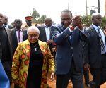 KENYA NAIROBI ELECTION VOTING