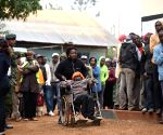 KENYA NAIROBI PRESIDENTIAL ELECTION