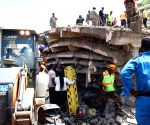KENYA NAIROBI BUILDING COLLAPSE DEATH TOLL