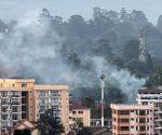 Kenyan hotel siege ends, claims 14 lives