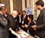 Modi meets entrepreneurs and innovators in Kenya
