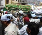 Funeral of Sub-Inspector Siddaiah