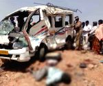 8 killed in Telangana accident