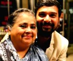 Namit Das reminisces sharing screen space with mom Yamini