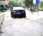 CHINA NANCHANG DOWNPOUR