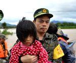 CHINA JIANGXI FLOOD