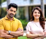 "Nandamuri Kalyanram & Mehreen in ""Entha Manchivaadavuraa"" Movie"