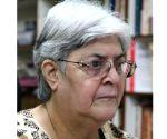 Nandita Haksar's book to get top honours in LFEGA 2020