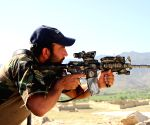 AFGHANISTAN NANGARHAR ARMY IS FIGHTING