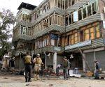 AFGHANISTAN NANGARHAR SUICIDE BOMBING
