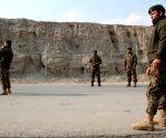 AFGHANISTAN NANGARHAR SECURITY