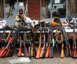 AFGHANISTAN NANGARHAR WEAPONS CAPTURE