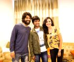 Nani Launched Pelli Cupulu Movie Motion Poster