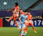 CHINA NANJING SOCCER AFC CHAMPIONS LEAGUE