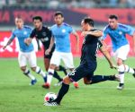 CHINA-NANJING-SOCCER-PREMIER LEAGUE-ASIA TROPHY-MANCHESTER CITY VS WEST HAM UNITED