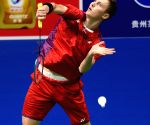 CHINA NANJING BADMINTON BWF WORLD CHAMPIONSHIPS DAY 1