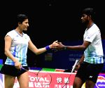 Satwiksairaj Rankireddy and Ashwini Ponnappa upset World No. 7 pair at China Open