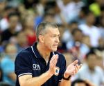 CHINA-NANNING-BASKETBALL-SINO-AUSTRALIAN MEN'S INTERNATIONAL BASKETBALL CHALLENGE