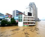 CHINA FUJIAN NANPING FLOOD