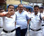 Kolkata Police questions Narada CEO for second day running