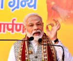 Despite efforts to eradicate Ram's existence, he lives in our hearts: PM Modi
