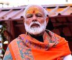 Modi to visit 'samadhis' of Mahatma, Vajpayee