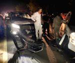 Free Photo: narrow escape for Telangana minister