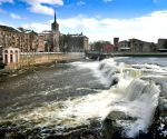 ESTONIA NARVA TOURISM