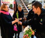 ESTONIA-NARVA-INTERNATIONAL WOMEN'S DAY